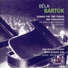 BELA BARTOK (1881-1945) : WORKS FOR PIANO DUET, TWO PIANOS, PERCUSSION - Heisser, Jude