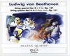 LUDWIG VAN BEETHOVEN (1770-1827) - STRING QUARTETS No.12 Op.127, No.14 0p.131 - THE COMPLETE STRING QUARTETS VOL. V