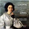 EDVARD GRIEG (1843-1907) -SONATA FOR CELLO OP. 36 (1883) + CHOPIN :SONATA FOR CELLO OP. 65 INTRODUCTION AND POLONAISE BRILLANTE OP. 3 - Michal Kanka (cello), Jaromir Klepac (piano)