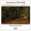 ANTONIN DVORAK (1841-1904) -FROM THE BOHEMIAN FOREST Op.68. LEGENDS Op.59. POLONAISE - Prague Piano Duo