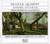 "ANTONIN DVORAK (1841-1904) - STRING QUARTET No.14 Op.105 B 193 - STRING QUARTET No.12 ""THE AMERICAN"" Op.96 B 179 - Prazak Quartet"