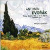 ANTONIN DVORAK (1841-1904) - STRING QUARTET No.11 Op.61 IN C B.121 - CYPRESSES (12) B.152 - Prazak Quartet
