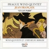 JEAN FRANÇAIX (1912-1999) -WIND QUINTET No.1, No.2 - LE GAY PARIS - L'HEURE DU BERGER - Prague Wind Quintet,  Czech soloists