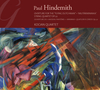 PAUL HINDEMITH (1895-1963) - OUVERTURE 'Flying Dutchman' - MINIMAX - QUARTET OP 22 - Kocian Quartet