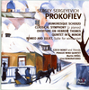 Sergeï PROKOFIEV (1891-1953) : CHAMBER MUSIC (HUMORESQUE, QUINTET, CLASSICAL SYMPHONY,..) -CZ Nonet