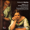 Antonin REJCHA (1770-1836) : OCTET - VARIATIONS BASSOON & QUARTET - GRAND QUINTETTO - Czech Nonet