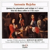 Antonin REJCHA (1770-1836) : STRING QUINTET & PIANOFORTE (1826) - TRIO FOR THREE VIOLONCELLI