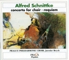 Alfred SCHNITTKE (1934-1996) : CHOIR CONCERTO (1990). REQUIEM (1975) - Prague Philharmonic Choir