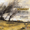 Franz SCHUBERT : STRING QUINTET D 956 - STRING QUARTETD 94 - Prazak Quartet, Marc Coppet (cello)