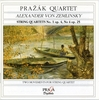 Alexander von ZEMLINSKY (1871-1942) : STRING QUARTETS No. 1 & 4 - TWO MOVEMENTS - Prazak Quartet