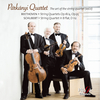 Ludwig van BEETHOVEN (+ F. SCHUBERT) : THE ART OF THE STRING QUARTET - Vol. 2 - PARKANYI Quartet