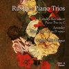RUSSIAN PIANO TRIOS : Rimsky-Korsakov & Anton Arensky - Kinsky Trio Prague