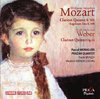 Mozart - Weber : Chamber works with clarinet