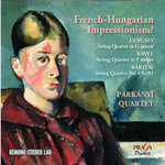 French-Hungarian Impressionism ? Claude Debussy, Mauriche Ravel, Béla Bartok
