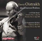 David Oistrakh plays Brahms violin sonatas