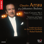 Claudio Arrau plays Brahms
