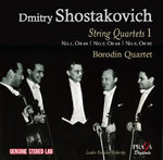 Shostakovich and the Borodin Quartet in Moscow