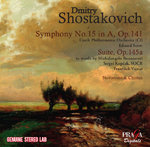 Dmitry Shostakovich (1906-1975) :  Three Last Works