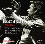 Herbert Von Karajan plays Jean Sibelius in London - SIBELIAN ANTITHESIS