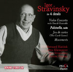 Igor STRAVINSKY in 4 deals