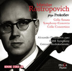 Prokofiev's Later Years championed by Rostropovich