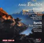 Annie Fischer (1914-1995), a great Hungarian pianist  Vol. I : from Mozart to Bartók