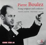 Pierre Boulez (1925-2016) : young composer and conductor