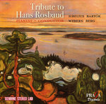 Tribute to Hans ROSBAUD (1895-1962) :