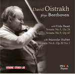 David Oistrakh plays Beethoven violin sonatas