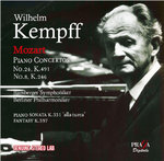 Wilhelm KEMPFF (1895-1991) plays MOZART