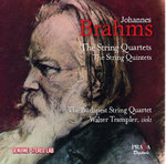 Johannes Brahms : The String Quartets & The String Quintets - Budapest Quartet - Trampler, viola