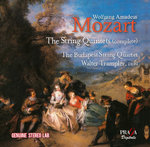 Wolfgang Amadeus Mozart (1756-1791) : Complete String Quintets