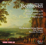 Ludwig van Beethoven (1770-1827) : First and Last Beethoven Chamber Music