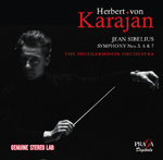 Herbert Von Karajan plays Jean Sibelius in London (II)