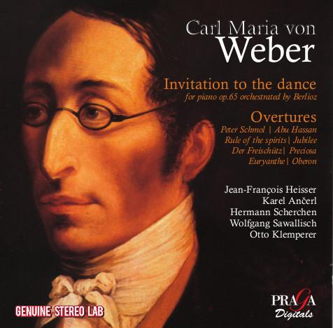 Carl maria von weber 1786 1826 invitation to the dance carl maria von weber 1786 1826 invitation to the dance overtures stopboris Images