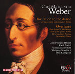 Carl Maria Von Weber (1786-1826): Invitation to the dance & Overtures